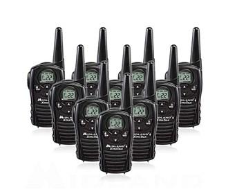 midland xtra talk lxt118 10 radios