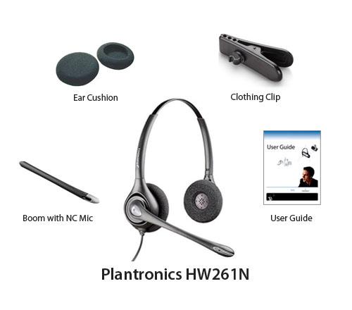 plantronics supraplus hw261n free upgrade to encorepro hw520