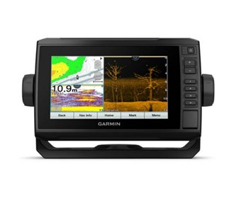 garmin echomap 75cv uhd with gt24uhd tm transducer