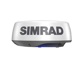 simrad halo20plus radar dome