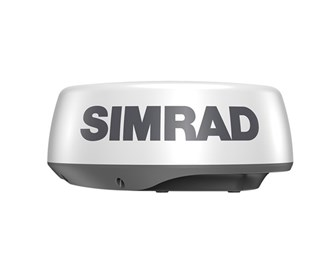 simrad halo20 radar dome with 10m cable