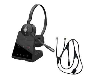 jabra engage 65 stereo with ehs alcatel 14201 09