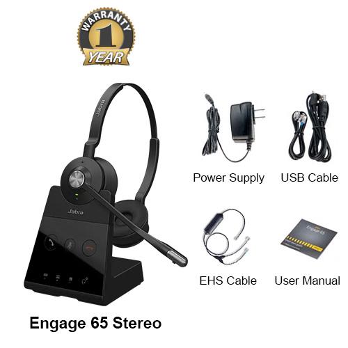 jabra engage 65 stereo with ehs avaya 14201 33