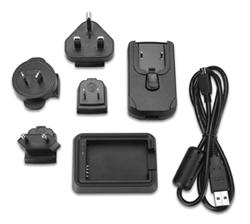 "<ul> <li>Lithium-Ion Battery Charger</li> <li>Power Lithium-ion Battery w/ The Charger</li> <li><span class=""valid"">Includes:</span> <br />-Charger w/ International Adapters <br />(U.K., U.S., Europe, Australia) <br />-USB Cable</li> </ul>"