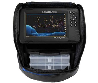 lowrance hook reveal 7 icemachine