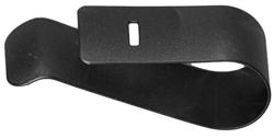 escort visor clip