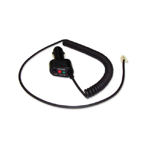 escort combo smartcord red led