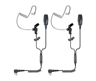 patriot k4 2 wire surveillance earpiece