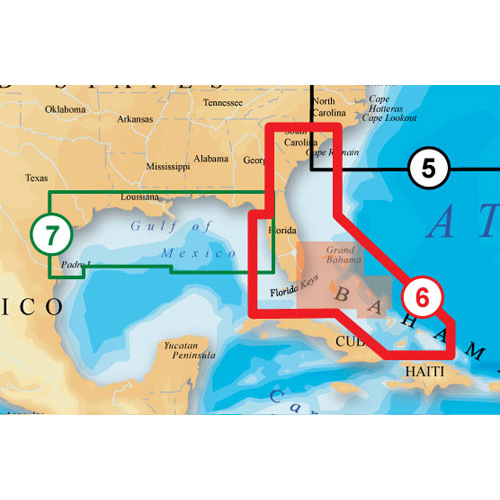 navionics us southeast bahamas map