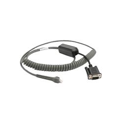 """<ul> <li><span class=""""blackbold"""">Cable Adapter</span></li> <li>Length : 9 ft.</li> <li>Compatible w/ Nixdorf Beetle POS System</li> </ul>"""