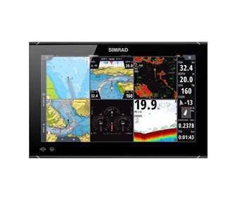 simrad nso evo3s 16 inch mfd display only
