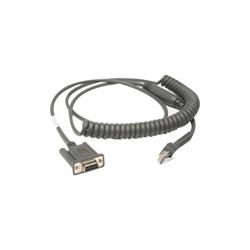 """<ul> <li><span class=""""blackbold"""">Data Transfer Cable</span></li> <li>Motorola Accessory</li> <li>9ft Long Standard DB9 Female RS 232 Cable</li> </ul>"""