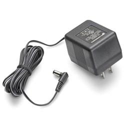 <ul> <li>Replacement A/C Adapter <li>For Use w/ Models T10, T20, T10H </ul>