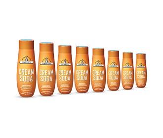 sodastream cream soda sodamix