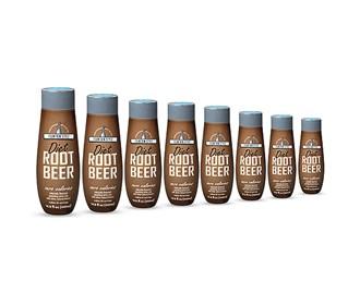 sodastream diet root beer sodamix