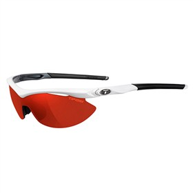 tifosi slip clarion red/ac red/clear lens