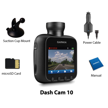 garmin dashcam10