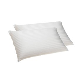 simmons latex pillow std