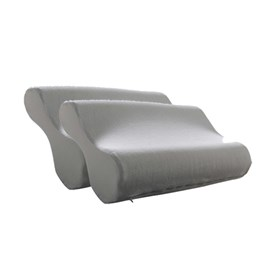 simmons cool contour pillow