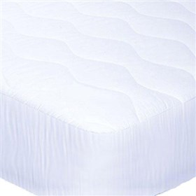 beautyrest pima cotton mattress protector full size