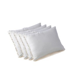 simmons spa pillow xfirm king