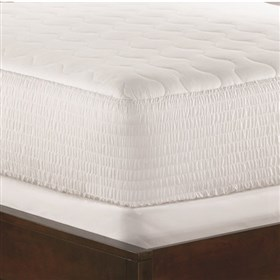 Beautyrest Premium Cotton Top Mattress Protector