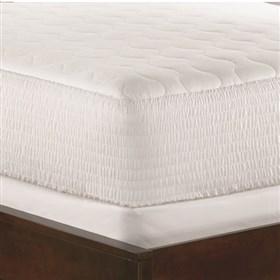 beautyrest premium cotton top mattress protector king size
