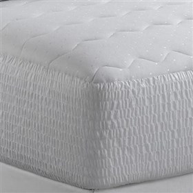 beautyrest diamond knit mattress protector twin size