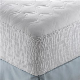 beautyrest cotton top mattress protector king size