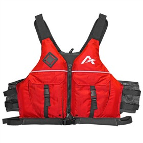 airhead delux paddlesports ripstop pfd