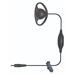 "<ul><li><span class=""blackbold"">Single-Wire Earpiece</span></li>