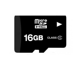 16 gb microsd with sd adapter for tomtom