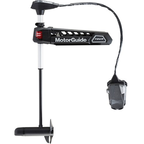 motorguide tour foot control bow mount freshwater 82 lbs thrust 45 inch shaft