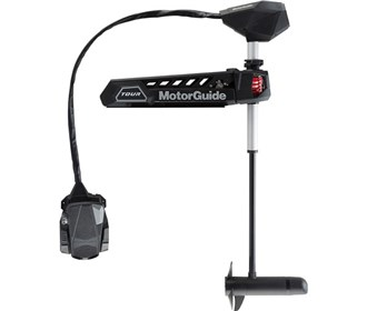 motorguide tour pro pinpoint gps hdplus sonar bow mount cable steer freshwater