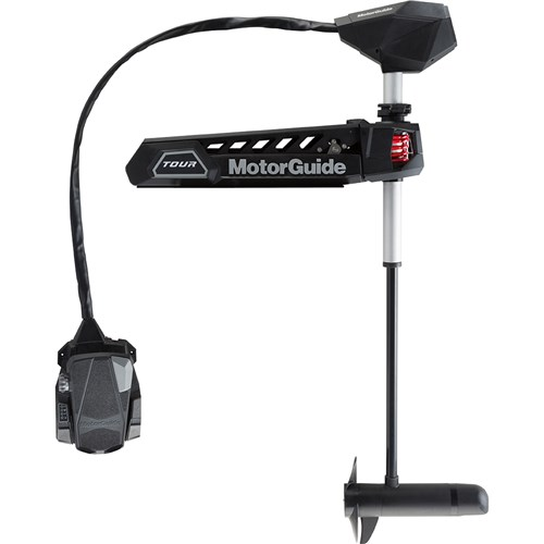motorguide tour pro pinpoint gps bow mount cable steer freshwater 109 lbs thrust 45 shaft