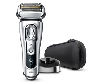 braun 9330s wet and dry foil shaver