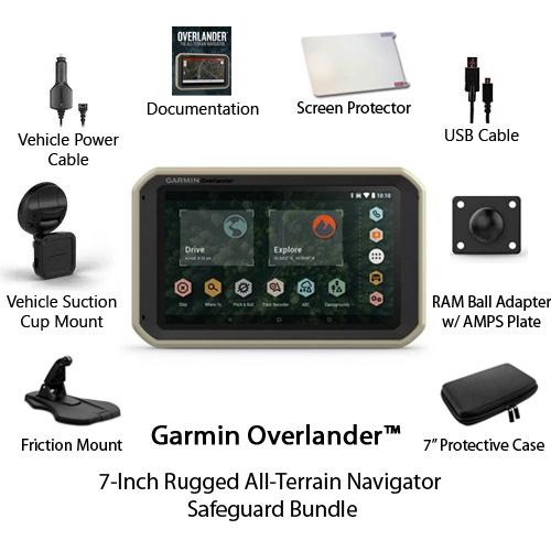 garmin overlander safeguard bundle