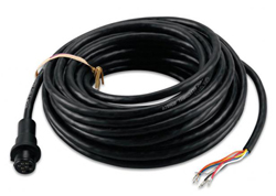 <ul> <li>Heading Sensor Cable</li> <li>10m In Length</li> <li>Connects to NMEA 0183 Network</li> </ul>