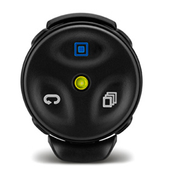 "<ul> <li><span class=""blackbold"">Edge&trade; Remote Control</span></li> <li><span class=""bluebold"">Offers ANT+ Wireless Connectivity</span></li> <li>Circular Top Face w/ 3 Buttons</li> <li>Automatic Sleep Mode</li> <li>2 LED Indicators</li> </ul>"