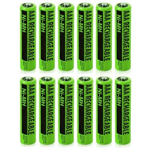battery for panasonic nimh aaa