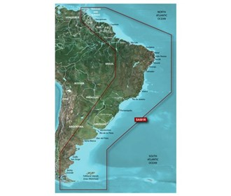 garmin hsa001r south america east coast