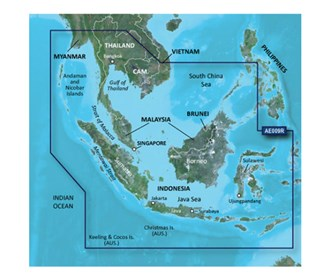 garmin hae009R sin mal indonesia