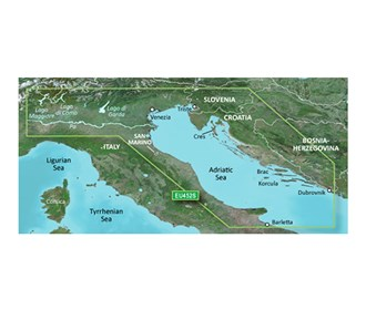 garmin bluechart g3 vision veu452s adriatic sea north coast