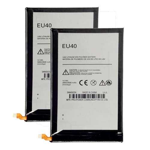 battery for motorola eu40