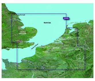 garmin bluechart g3 vision veu002r s e uk belux inland waters