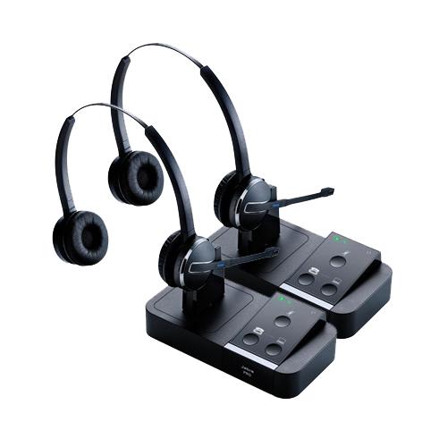 Buy Jabra Pro 9450 Duo Wireless Headset 283