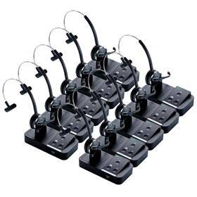 jabra gn netcom pro 9450 mono flex 10 pack
