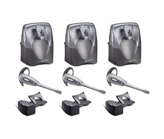 plantronics cs55 with lifter 3 pack