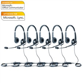 jabra voice 550 duo ms 5 pack