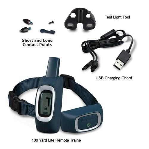 petsafe 100 yard lite remote trainer